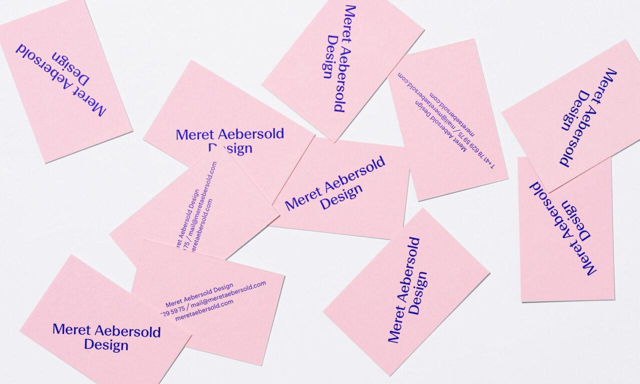 Meret Aebersold Design
